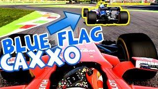 DOPPIATI PERICOLOSI! Vettel gioca di squadra! - F1 2017 MONZA GP