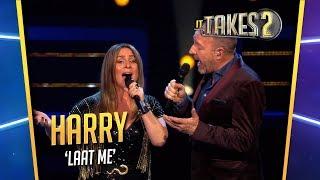It Takes 2: Harry Piekema & Trijntje Oosterhuis zingen Laat Me