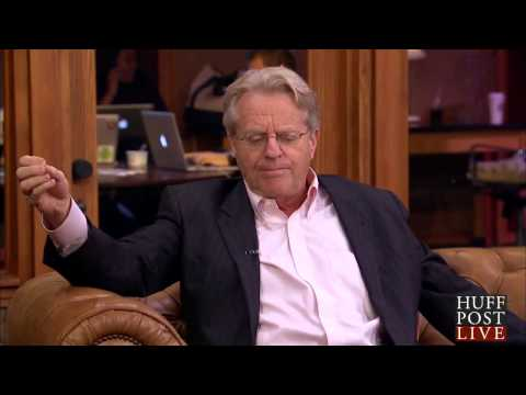 Jerry Springer: My Show Is Stupid ... And It's Real