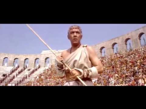 Anthony Quinn - BARRABÁS (1961) Legendado