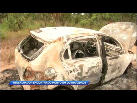 Polícia investiga assassinato administrador encontrado em matagal
