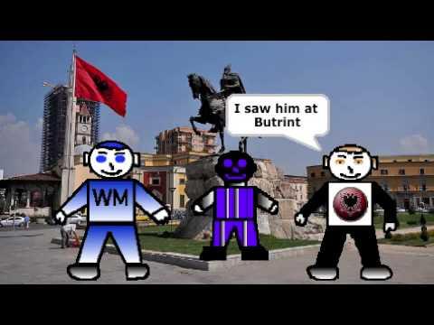 Weird Man and Grape meet Eri (Weird Man 58)