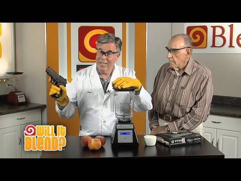 Will It Blend? - Air Soft Gun