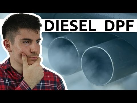 The Purpose of a DPF (Diesel Particulate Filter)