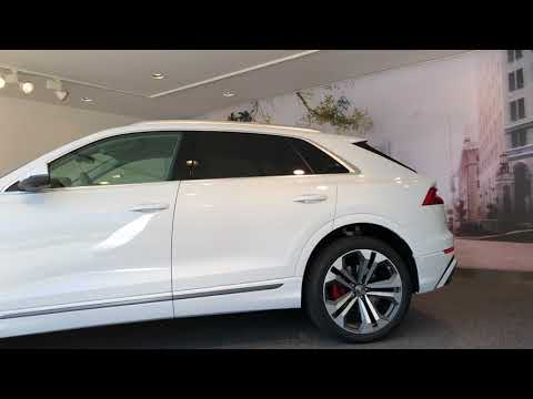 The new Audi Q8 Exterior 全新奧迪Q8外觀