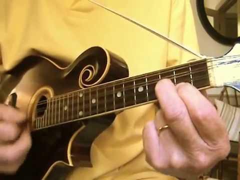 Mandolin Blues Using Movable Shapes Youtube