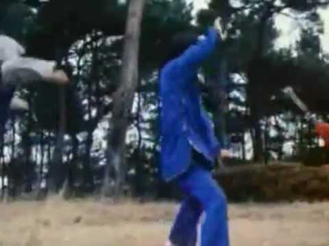 Random Movie Pick - 7 Star Grand Mantis    1983 Clip YouTube Trailer