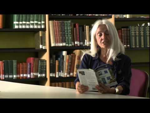 "Paula Meehan reads her poem ""The Pattern"""