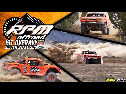 RPM Offroad WINS OVERALL at the 2018 BITD Silver State 300!