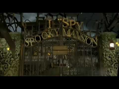 {I Spy Spooky Mansion Wii} Item Sound Effects