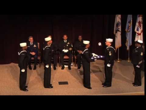 Senior chief Petty Officer Michael Henry