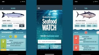 Monterey Bay Aquarium Seafood Watch Program