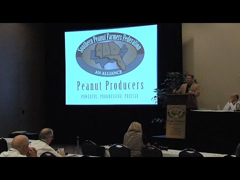 Southeastern Peanut Growers Gather For Annual Conference
