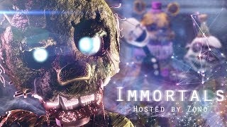 SFM FNAF Immortals Collab Song Cover by SolenceOfficial