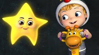 Twinkle Twinkle Little Star New Video | Nursery Rhymes for Kids | Infobells