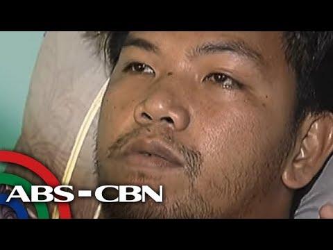 Drayber ng niratrat na sasakyan sa Mandaluyong: 'Baldado na ako'