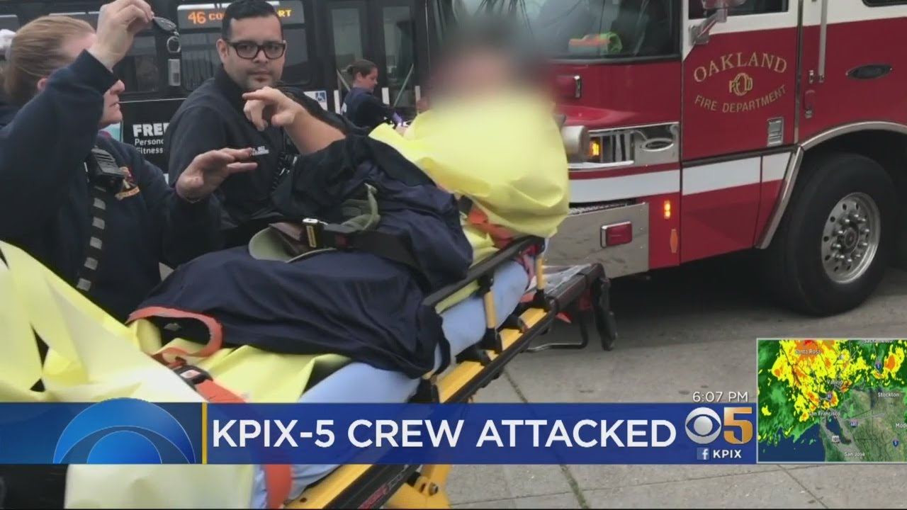 Kpix Crew Robbery Shooting Is Worst Attack Since Thieves Began