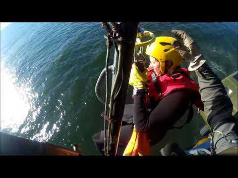 NSRI Station 29 Sea Rescue Exercise
