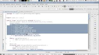 كيفية إنشاء جدول محتويات في الروبوت التطبيق برمجيا - الجزء 1 (النسخة العربية)