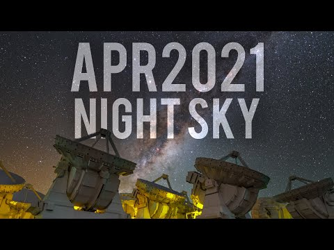 What's in the night sky april 2021 #witns mp3