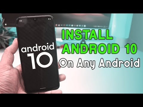 How To Install Android 10 On Android Phones [Download Link] {Hindi}
