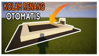 Download Video MINECRAFT : Tutorial Cara Membuat Kolam Renang Otomatis ! MP3 3GP MP4
