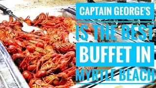 The Best Seafood Buffet in Myrtle Beach is ...Captain George's