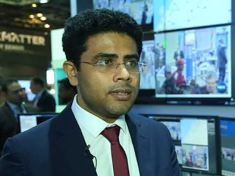 Gitex 2017 - Adarsh Nair gives an overview of NEC