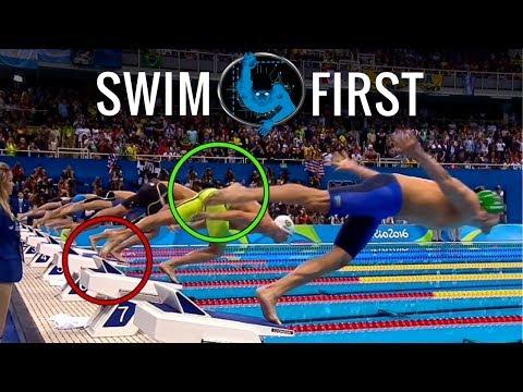 Bradley Tandy's Explosive Start - 50 Free - Rio 2016 Olympics