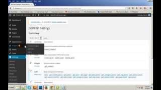 WordPress Json API - Create Post from json api Mp3
