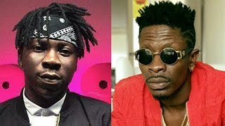 STONEBWOY Slaps SHATTA WALE ln The Face On Social Media For ...