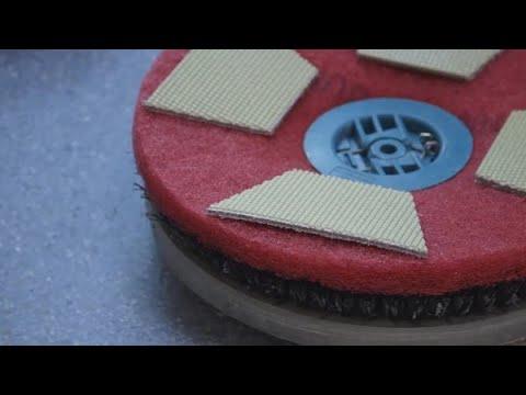 Système de protection pour planchers en pierre 3M