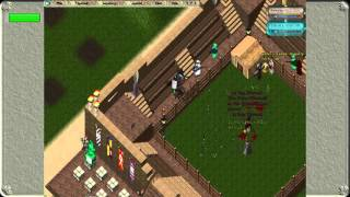 Ultima Online - Randy vs DIE ALL YOU NEWBS - UO Shadow Age