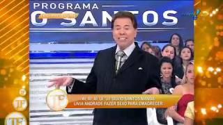 Íris chama Lívia Andrade de 'gostosona'