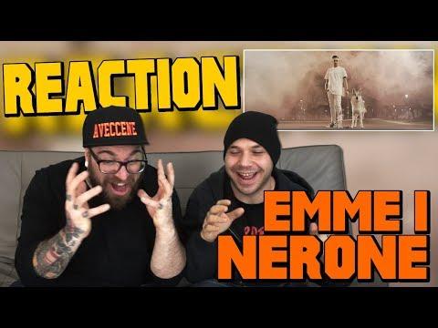 NERONE - EMME I ( PROD Biggie Paul ) | RAP REACTION 2017 | ARCADE BOYZ