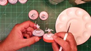 How to Paint Hail Caesar Celtic Warriors Part One