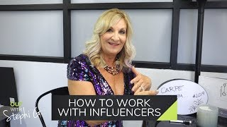 Gambar cover Working with Influencers on Instagram and Social Media