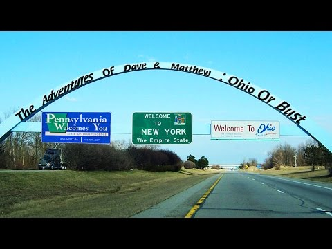 The Dave & Matthew Adventures: Ohio Or Bust