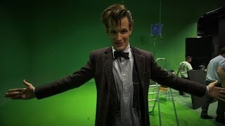 Behind The Lens - The Time of the Doctor - Doctor Who: Christmas Special 2013 - BBC