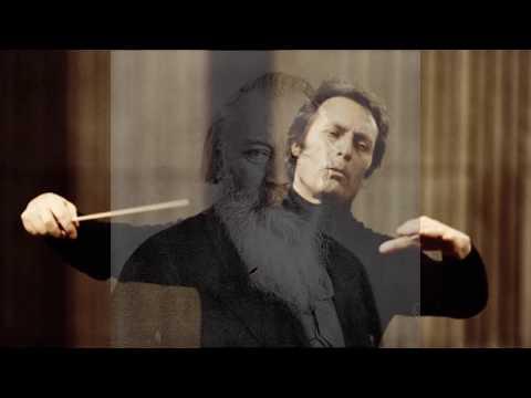 CARLO MARIA GIULINI DIRIGIERT BRAHMS - CHICAGO SYMPHONY ORCHESTRA