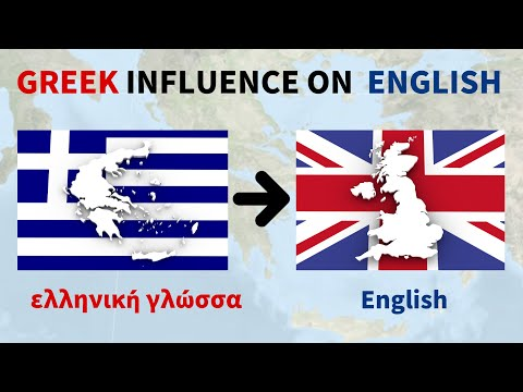 How Did Greek Influence English?