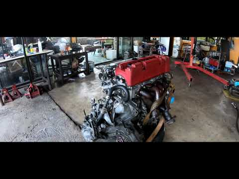Engine K20A Body Civic FD2R