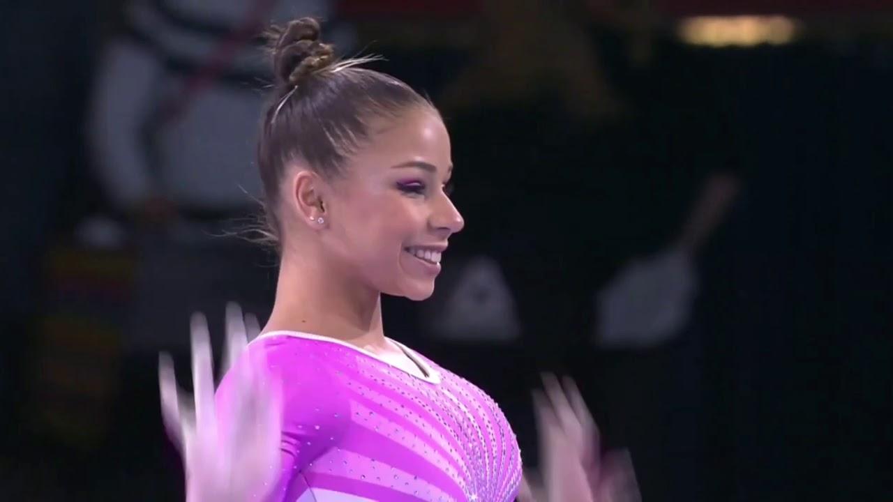 Flavia Saraiva (BRA) AA - 2019 World Championships Qual.