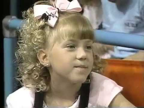Jodie sweetin interview 1989 age 7 youtube for Classic house music 1988
