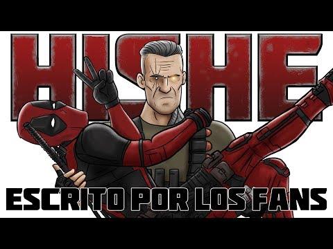 Como Deadpool 2 Debería Haber Terminado