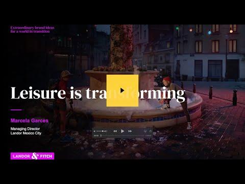 Extraordinary Webinar - Leisure is transforming