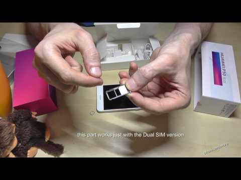 Huawei P20 Sim Karte.Huawei P10 Lite How To Insert The Sim Card Installation Of The