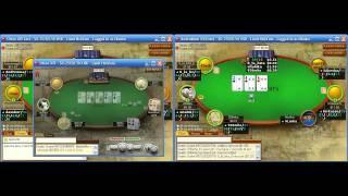 Покер вод FL50, 2 коротких стола