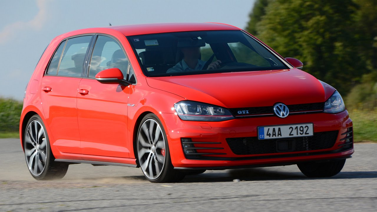 vw golf vii gti performance manual test driving moments youtube. Black Bedroom Furniture Sets. Home Design Ideas