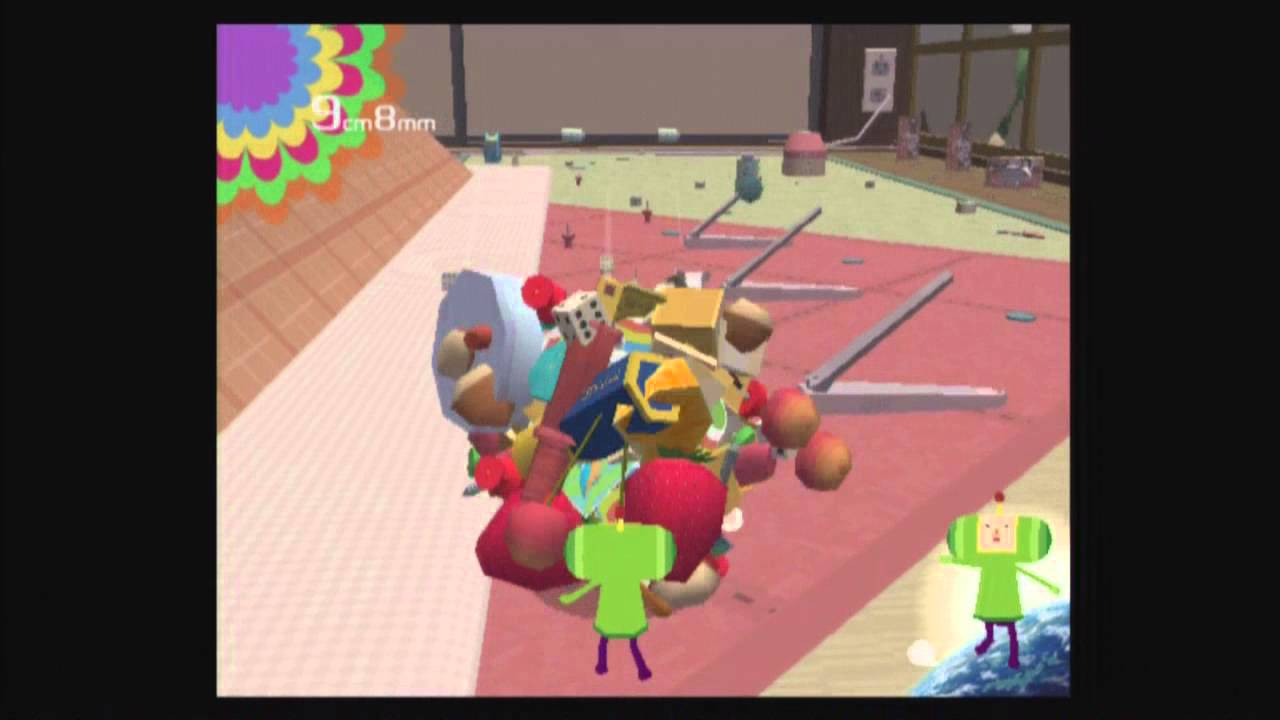 Let s Play Katamari Damaci   Episode 1   Let s Get the Ball Rolling     Let s Play Katamari Damaci   Episode 1   Let s Get the Ball Rolling
